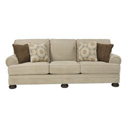 Ashley Quarry Hill Sofa in Quartz