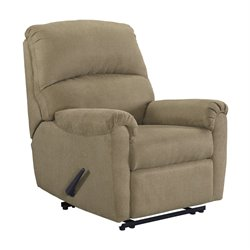 Ashley Otwell Zero Wall Recliner in Cocoa