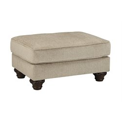 Ashley Laytonsville Ottoman in Pebble
