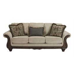 Ashley Laytonsville Sofa in Pebble