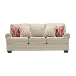 Ashley Sansimeon Sofa in Stone