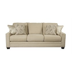 Ashley Mauricio Sofa in Linen