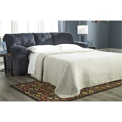 Ashley Dailey Full Sleeper Sofa in Midnight