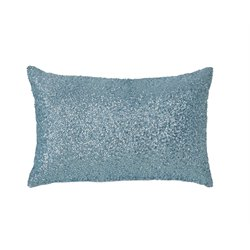 Ashley Arabelle Throw Pillow in Aqua