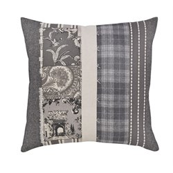 Ashley Avinoam Throw Pillow in Natural and Gray (Set of 4)