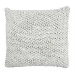 Ashley Aloysius Throw Pillow Cover in Cream