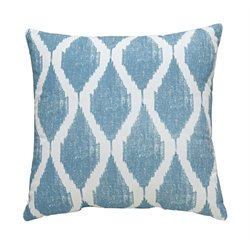 Ashley Bruce Throw Pillow in Turquoise