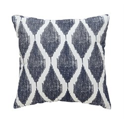 Ashley Bruce Throw Pillow in Ink