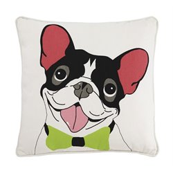 Ashley Barksdale Throw Pillow