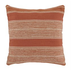 Ashley Biddleferd Throw Pillow Cover in Orange