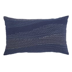 Ashley Anvanti Throw Pillow in Navy