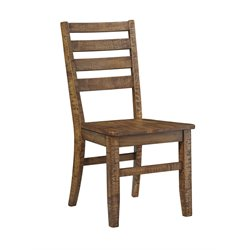 Ashley Dondie Dining Chair in Warm Brown