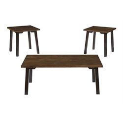 Ashley Latoon 3 Piece Coffee Table Set Brown