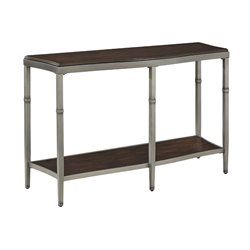 Ashley Lavidor Console Table in Brown