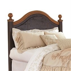 Ashley Maxington Queen Full Poster Headboard in Reddish Brown