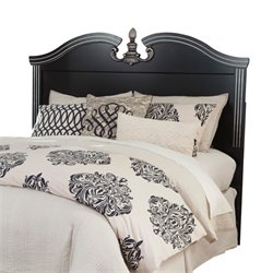 Ashley Navoni Queen Full Panel Headboard in Black