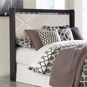 Ashley Fancee Panel Headboard in White