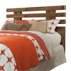 Ashley Cinrey Queen Panel Headboard in Medium Brown
