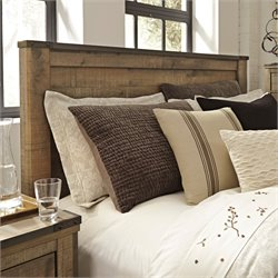 Ashley Trinell Queen Panel Headboard in Brown