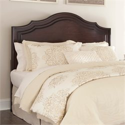 Ashley Brulind Queen Panel Headboard in Brown