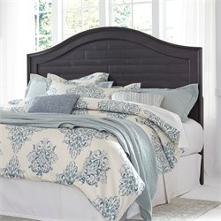 Ashley Sharlowe Queen Panel Headboard in Charcoal
