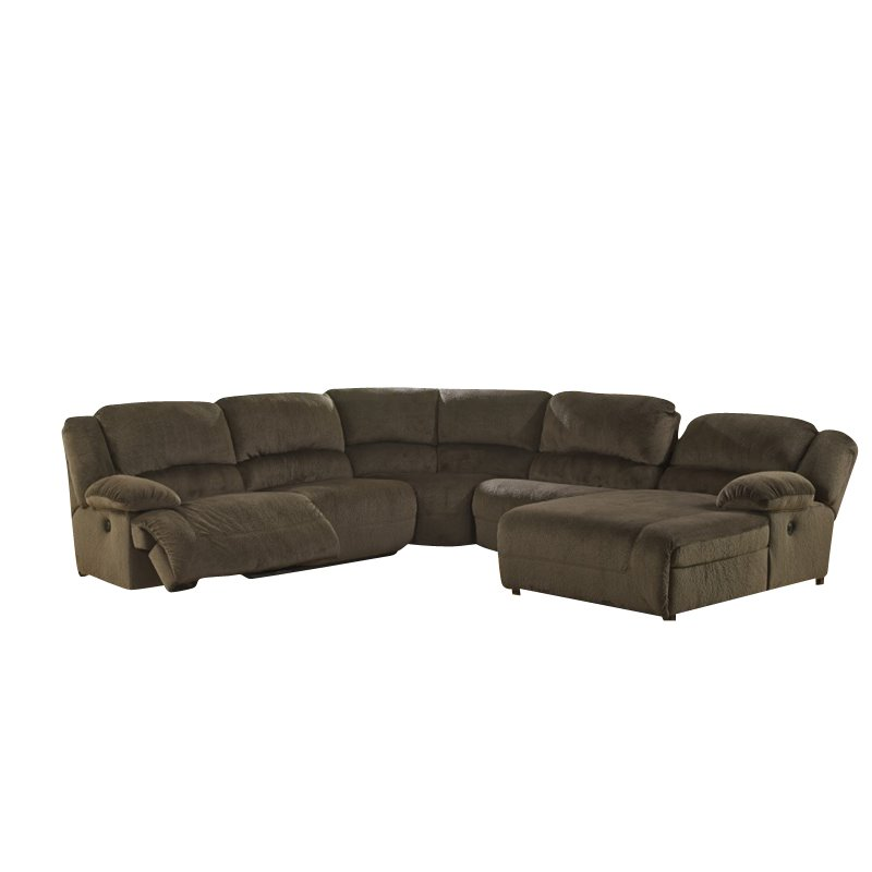 Toletta  Piece Living Room Sectional