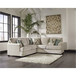 Ashley Ameer 2 Piece Sectional in Sand