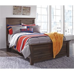Ashley Burminson Full Panel Bed in Brown