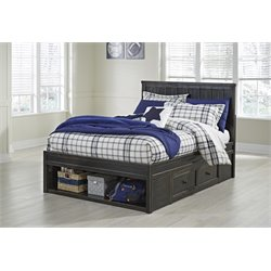 Ashley Jaysom Storage Bed in Black