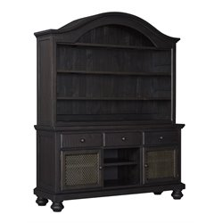 Ashley Sharlowe China Cabinet in Charcoal