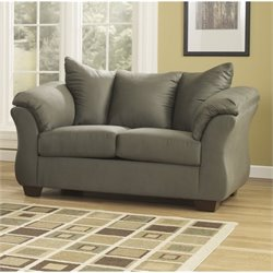 Ashley Furniture Darcy Loveseat in Sage