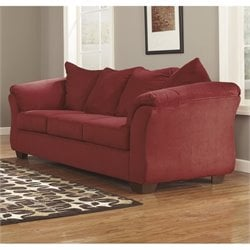 Signature Design by Ashley Furniture Darcy Sofa in Salsa