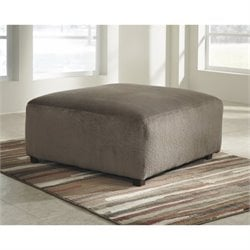 Ashley Furniture Jessa Place Oversized Ottoman in Brown