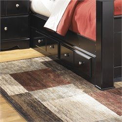 Signature Design by Ashley Furniture Queen-King Under Bed Storage