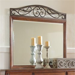 Signature Design by Ashley Furniture Wyatt Bedroom Mirror