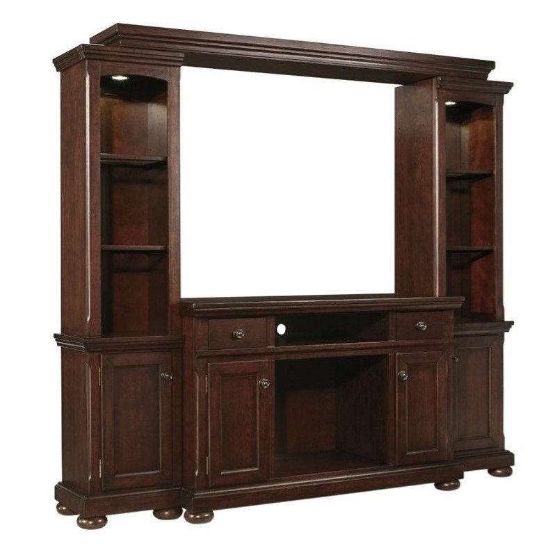 Signature Design by Ashley Furniture Porter Entertainment Center ...