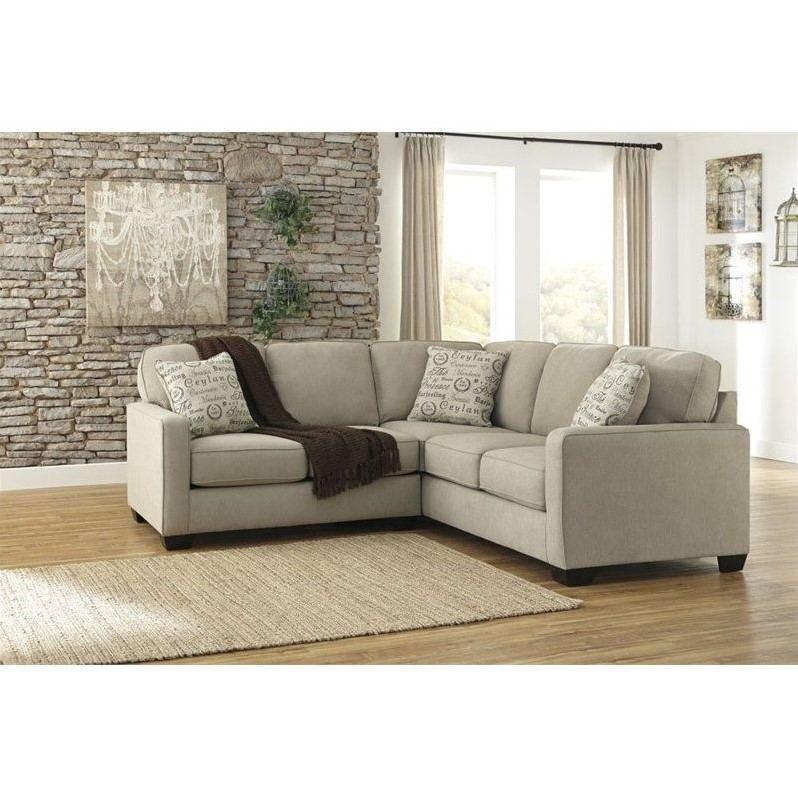 Home Furniture Living Room Sectionals Ashley Furniture Alenya 2 Piece ...