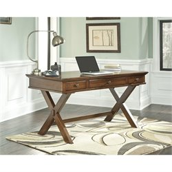 Signature Design by Ashley Furniture Burkesville Computer Desk in Brown