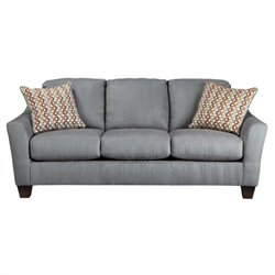 Signature Design by Ashley Furniture Hannin Sofa in Lagoon