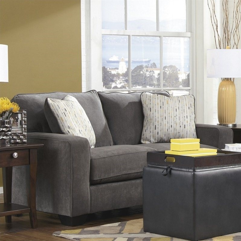 Signature Design By Ashley Furniture Hodan Loveseat In
