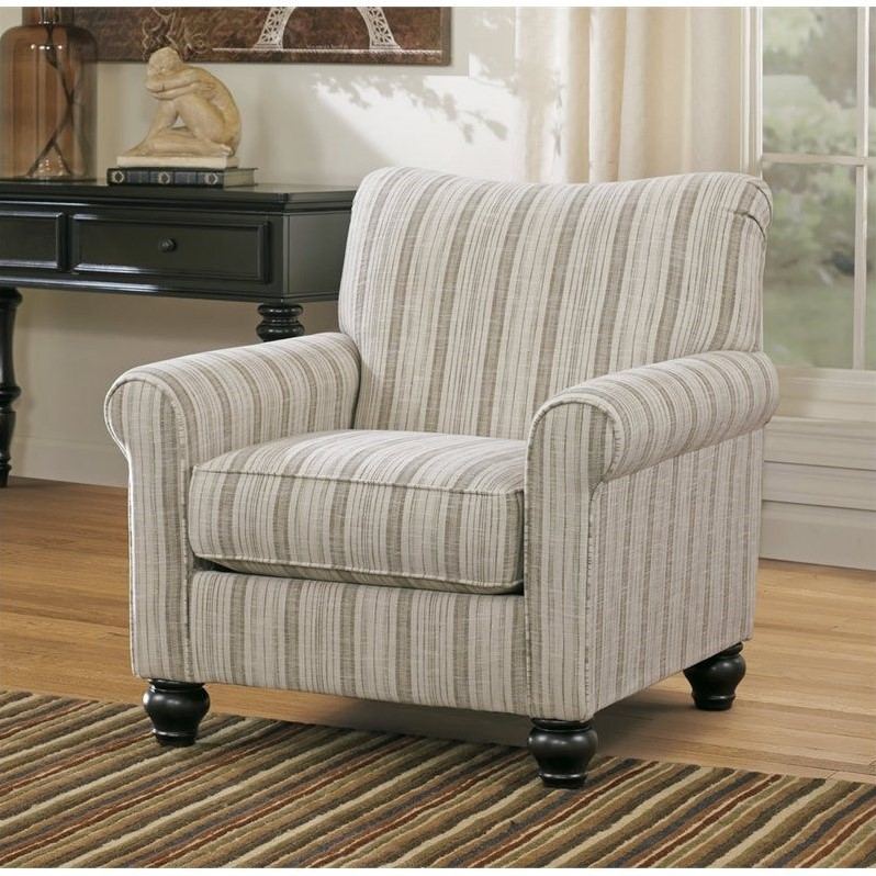 Signature Design By Ashley Furniture Milari Accent Chair In Maple