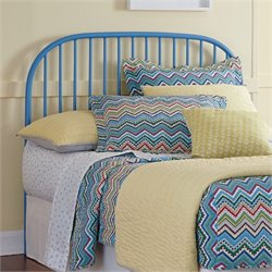 Ashley Bronilly Metal Full Rail Headboard in Blue