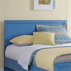 Ashley Bronilly Wood Full Panel Headboard in Blue