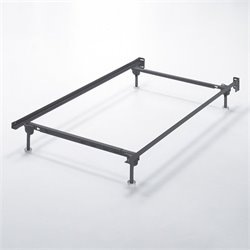 Ashley Twin Metal Bed Frame in Black