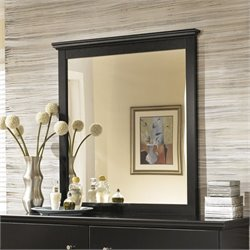 Ashley Maribel Bedroom Mirror in Black