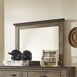 Ashley Trinell Bedroom Mirror in Brown