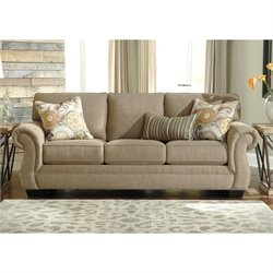 Ashley Tailya Fabric Sofa in Barley