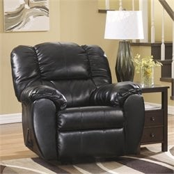Dylan Leather Rocker Recliner