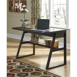 Ashley Chanella Home Office Desk in Dark Brown