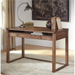 Ashley Baybrin Home Office Small Desk in Rustic Brown